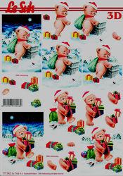 Le Suh knipvel kerst 777562 (Locatie: 5804)
