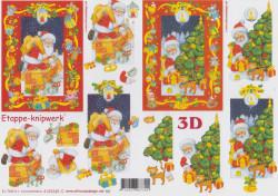 Le Suh knipvel kerst nr. 4169345 (Locatie: 2402)