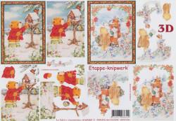 Le Suh knipvel kerst nr. 4169359 (Locatie: 2333)