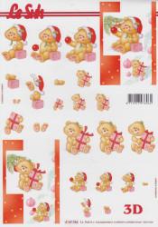 Le Suh knipvel kerst nr. 4169946 (Locatie: 2414)