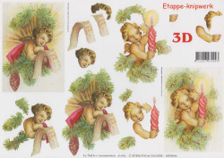 Le Suh knipvel kerstmis 416986 (Locatie: 1233)
