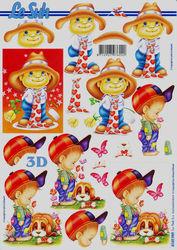 Le Suh knipvel kinderen nr. 4169989 (Locatie: 2341)