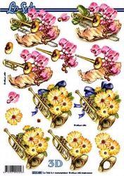 Le Suh knipvel muziek 8215485 (Locatie: 2891)