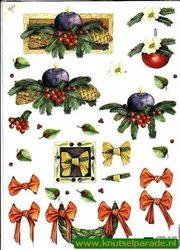 Marianne Design knipvel kerst MB0095 (Locatie: 6819)