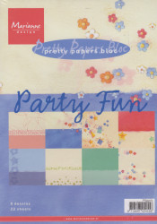 Marianne Design party fun A5 PK9063 (Locatie: S2)