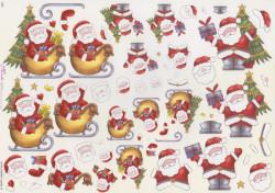 Mireille knipvel kerstmis X85 (Locatie: 2367)