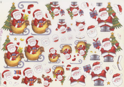 Mireille knipvel kerstmis X85 (Locatie: 6110)