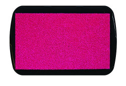 Nellie Snellen stempelkussen pigment inkt waterbasis hot pink STPAD14