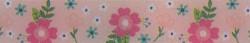 Pebbles embellishment bloemen washi tape (Locatie: KB)