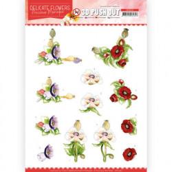 Precious Marieke stansvel bloemen SB10451 (Locatie: 0417)