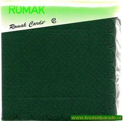 Romak vierkant buiten schulp groen K4 318 24 (Locatie: HH101 )