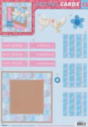 Studio Light Cards huwelijk nr. 15 (Locatie: 4512)