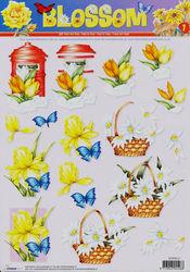 Studio Light knipvel bloemen STAPBL01 (Locatie: 2363)