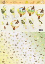 Studio Light knipvel Natural Seasons COMBINS34 (Locatie: 1226)