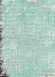 Studio Light Winter Feelings Basis Papier Dubbelzijdig bedrukt A4 BASISWF250 (Locatie: 5749)