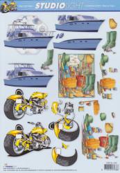 Studio Ligt knipvel voertuigen STAP SL 1050 (Locatie: 0122)