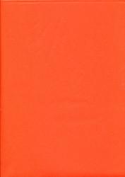 Tissuepapier oranje 50 x 70 cm per vel