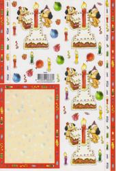 Voorbeeldkaarten knipvel verjaardag 8686 (Locatie: 1603)