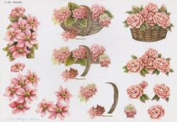 Wekabo knipvel bloemen 469 (Locatie: 2503)