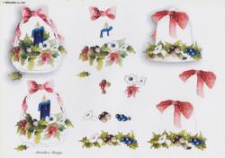Wekabo knipvel kerst 561 (Locatie: 0629)