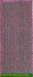 Starform glitter sticker roze 7018 (Locatie: KK194 )
