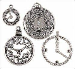 Steampunk bedels horloges STEAM015 (Locatie: K3)