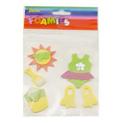 Darice foam stickers strand 1046-81 (Locatie: K3)