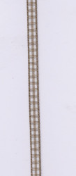 Rayher lint 6,3 mm licht beige 10 meter 55 407 04 (Locatie: k3)