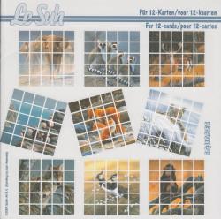 Le Suh squares boek 12 kaarten 394009 (Locatie: 1321)