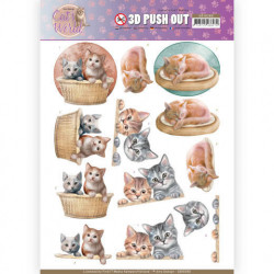 Amy Design stansvel katten SB10380 (Locatie: 1625)