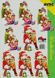 Avec knipvel kerst 4005066 (Locatie: 2515)