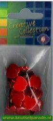 Brads appels rood 25 stuks 20811/006 (Locatie: K2)