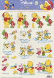 Disney knipvel Winnie the Pooh STAPPOOH26 (Locatie: 1210)