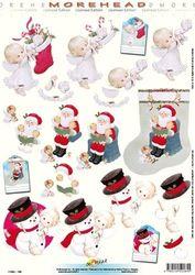 Doe Maar knipvel kerst 11052-185 (Locatie: 6545)