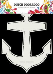 Dutch Doobadoo Card Art Anker A5 stencil 470.713.765 (Locatie: 1346)