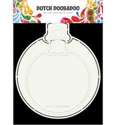 Dutch Doobadoo Card Art stencil A5 kerstbal 470.713.680 (Locatie: 2398)