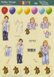 Hobby Design kinderen 73024 (Locatie: 1439)
