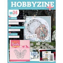 Hobbyzine Plus nr. 34 jan-feb 2020 HZ02001
