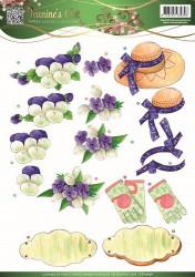 Jeanine's Art knipvel tuinieren CD10836 (Locatie: 5535)