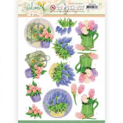 Jeanine's Art stansvel bloemen SB10529 (Locatie: 0346)
