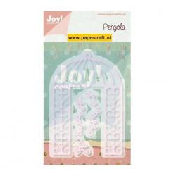 Joy! Crafts snij- en embosmal Pergola 6002/0414 (Locatie: n03)