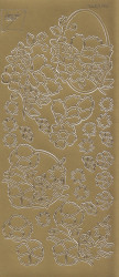 Joy sticker goud nr. 7001/0107 (Locatie: E063 )