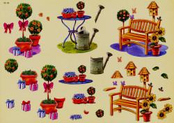 Knipvel tuinieren 06-03 (Locatie: 5504)