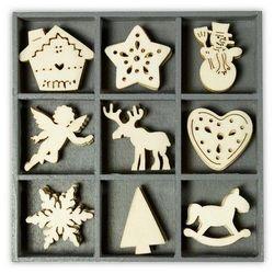 Knorr Prandell Houten ornamenten kerst 18521028 (Locatie: 4RS9 )