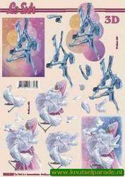 Le Suh knipvel ballet 8215289 (Locatie: 4720)