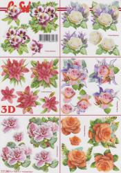 Le Suh knipvel bloemen 777380 (Locatie: 6433)