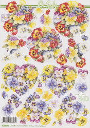 Le Suh knipvel bloemen nr. 8215532 (Locatie: 2772)