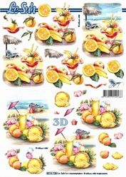 Le Suh knipvel Cocktail/ijs 8215728 (Locatie: 4434)