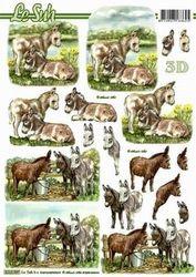 Le Suh knipvel ezels 8215597 (Locatie: 5951)