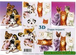 Le Suh knipvel honden / katten 4169264 (Locatie: 5524)